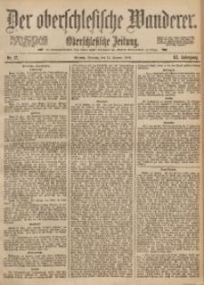 Der Oberschlesische Wanderer, 1890, Jg. 62, Nr. 17