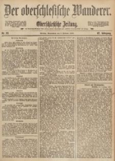 Der Oberschlesische Wanderer, 1890, Jg. 62, Nr. 33