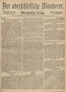 Der Oberschlesische Wanderer, 1890, Jg. 62, Nr. 38