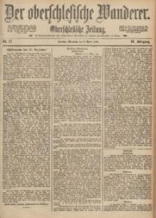 Der Oberschlesische Wanderer, 1890, Jg. 63, Nr. 77