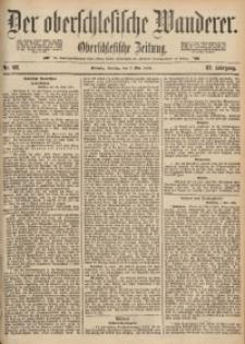 Der Oberschlesische Wanderer, 1890, Jg. 63, Nr. 100