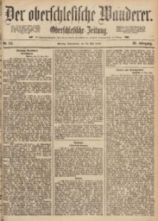 Der Oberschlesische Wanderer, 1890, Jg. 63, Nr. 118