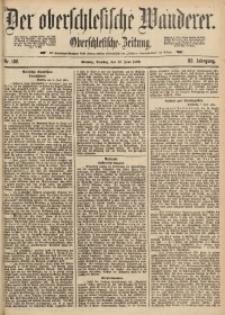 Der Oberschlesische Wanderer, 1890, Jg. 63, Nr. 130