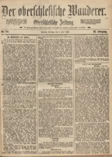 Der Oberschlesische Wanderer, 1890, Jg. 63, Nr. 154