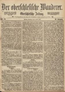 Der Oberschlesische Wanderer, 1890, Jg. 63, Nr. 159