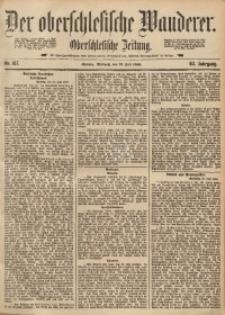 Der Oberschlesische Wanderer, 1890, Jg. 63, Nr. 167