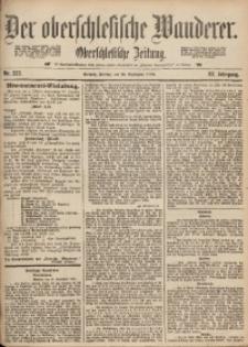 Der Oberschlesische Wanderer, 1890, Jg. 63, Nr. 223