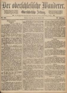 Der Oberschlesische Wanderer, 1890, Jg. 63, Nr. 240