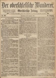Der Oberschlesische Wanderer, 1890, Jg. 63, Nr. 290