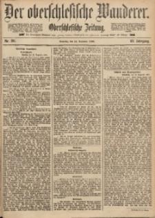 Der Oberschlesische Wanderer, 1890, Jg. 63, Nr. 291