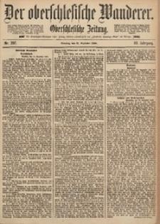Der Oberschlesische Wanderer, 1890, Jg. 63, Nr. 297