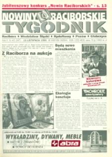 Nowiny Raciborskie. R. 5, nr 45 (247).