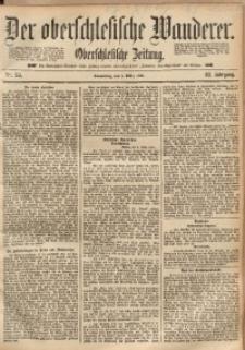 Der Oberschlesische Wanderer, 1891, Jg. 63, Nr. 53