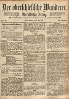 Der Oberschlesische Wanderer, 1891, Jg. 63, Nr. 70