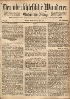 Der Oberschlesische Wanderer, 1891, Jg. 64, Nr. 77
