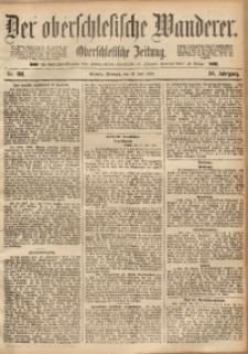 Der Oberschlesische Wanderer, 1891, Jg. 64, Nr. 160