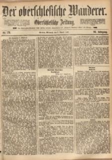 Der Oberschlesische Wanderer, 1891, Jg. 64, Nr. 178