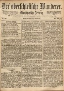Der Oberschlesische Wanderer, 1891, Jg. 64, Nr. 189