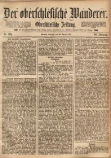 Der Oberschlesische Wanderer, 1891, Jg. 64, Nr. 200
