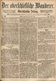 Der Oberschlesische Wanderer, 1891, Jg. 64, Nr. 125