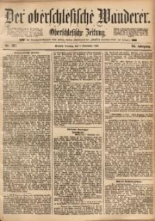Der Oberschlesische Wanderer, 1891, Jg. 64, Nr. 207