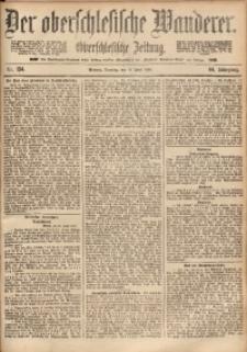 Der Oberschlesische Wanderer, 1891, Jg. 64, Nr. 134
