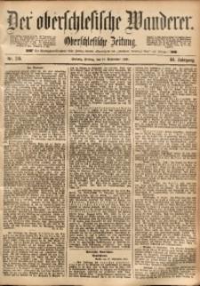 Der Oberschlesische Wanderer, 1891, Jg. 64, Nr. 216