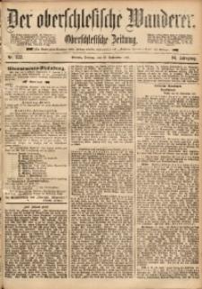 Der Oberschlesische Wanderer, 1891, Jg. 64, Nr. 222