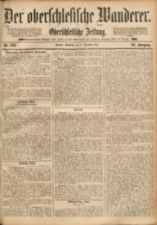 Der Oberschlesische Wanderer, 1891, Jg. 64, Nr. 262