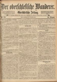 Der Oberschlesische Wanderer, 1891, Jg. 64, Nr. 276