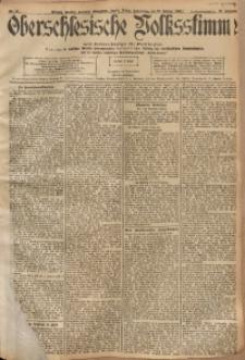 Oberschlesische Volksstimme, 1900, Jg. 25, Nr. 42