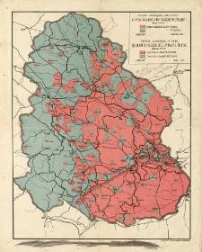 Wynik plebiscytu na Górnym Śląsku kwiecień 1921