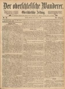 Der Oberschlesische Wanderer, 1892, Jg. 64, Nr. 26