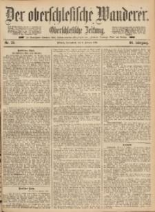 Der Oberschlesische Wanderer, 1892, Jg. 64, Nr. 29