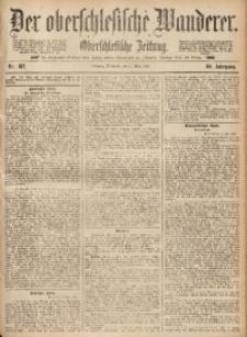 Der Oberschlesische Wanderer, 1892, Jg. 65, Nr. 107