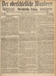 Der Oberschlesische Wanderer, 1892, Jg. 65, Nr. 130