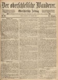 Der Oberschlesische Wanderer, 1892, Jg. 65, Nr. 201