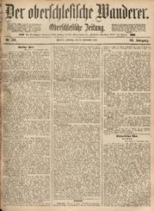 Der Oberschlesische Wanderer, 1892, Jg. 65, Nr. 214