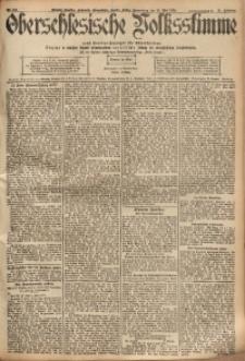 Oberschlesische Volksstimme, 1900, Jg. 25, Nr. 106 [Zweites Blatt]