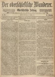 Der Oberschlesische Wanderer, 1893, Jg. 65, Nr. 27