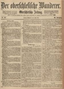 Der Oberschlesische Wanderer, 1893, Jg. 66, Nr. 107