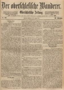 Der Oberschlesische Wanderer, 1893, Jg. 66, Nr. 198