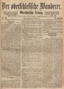 Der Oberschlesische Wanderer, 1893, Jg. 66, Nr. 199