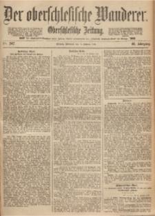 Der Oberschlesische Wanderer, 1893, Jg. 66, Nr. 247