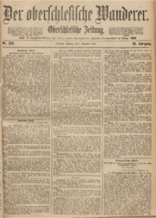 Der Oberschlesische Wanderer, 1893, Jg. 66, Nr. 280