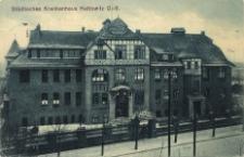 Städtisches Krankenhaus Kattowitz O.-S.