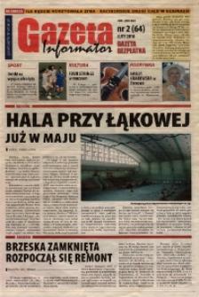 Gazeta - Informator 2010, nr 2 (64).