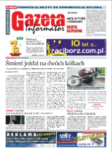 Gazeta - Informator. R. 6, nr 11 (90).