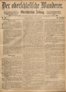 Der Oberschlesische Wanderer, 1894, Jg. 66, Nr. 20