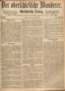Der Oberschlesische Wanderer, 1894, Jg. 67, Nr. 80